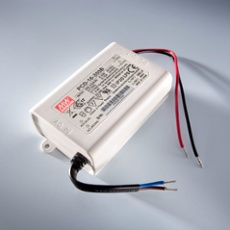 Constant Power Supply IP30 16W Serie, dimmable PCD-16-350B (350mA)