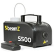 BeamZ S500 Plastic Smoke Machine incl. 250ml fluid, Item no. 30419