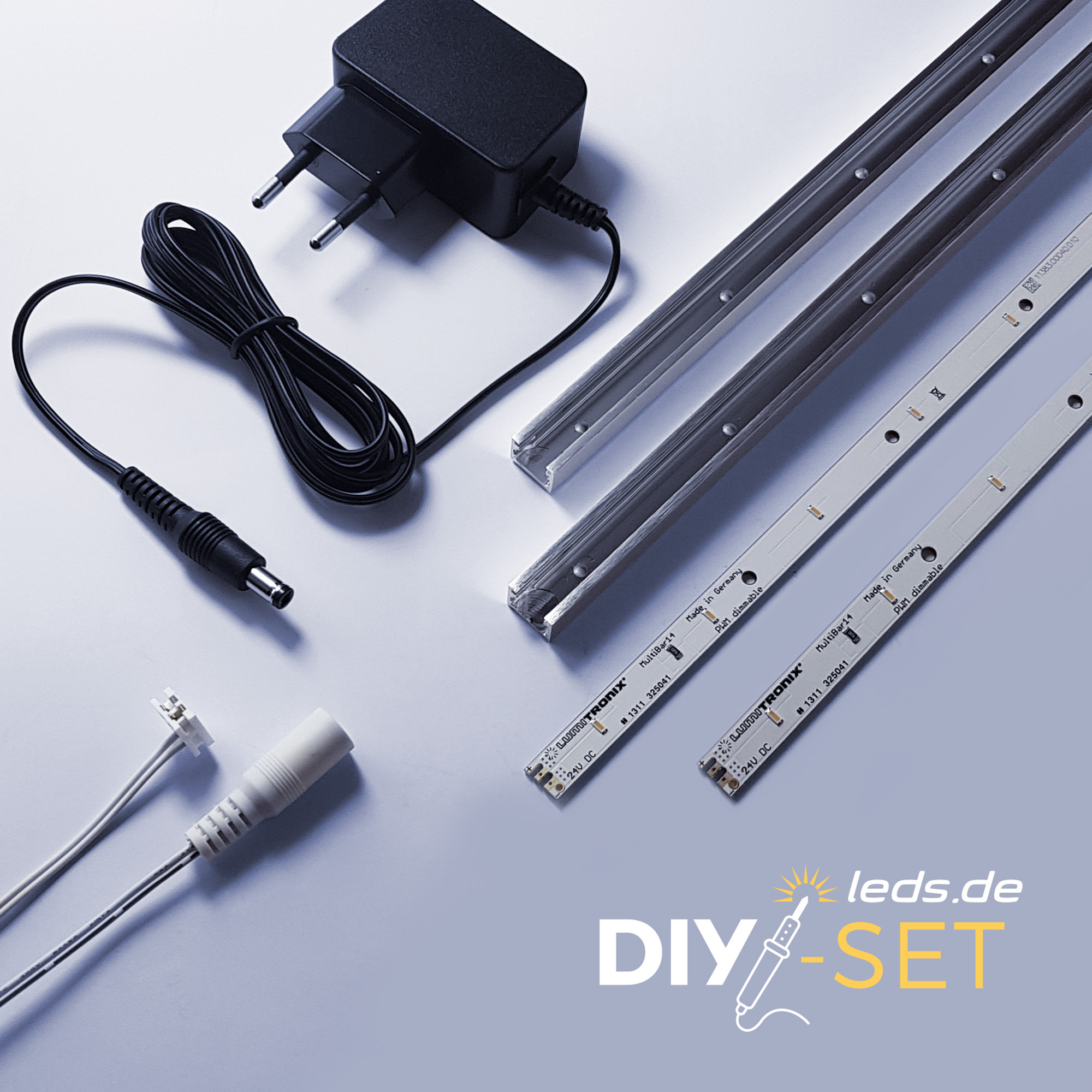 LUMITRONIX MultiBar Bastler-Set DIY-Kit warmweiß 36866