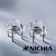 LED Nichia Superflux ambre 5lm 115° NSPAR70BS, Réf. 11604