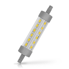 Osram LED STAR  LINE 60  6.5W 827 R7S CL, ArtNr. 74711