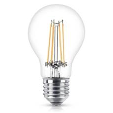 Philips Classic LEDbulb 6-60W E27 827 A60 klar FIL, ArtNr. 74913