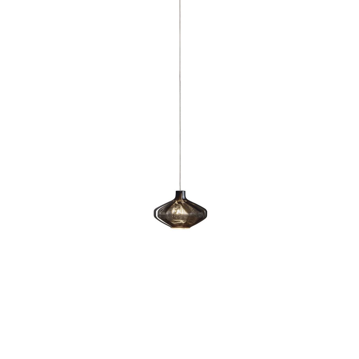STENG LICHT GmbH Steng LED-Pendelleuchte GLORI-A L Kristallglas X1010-NG-GGA-L