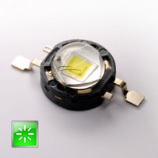 Seoul Z-Power LED P4, green, 182lm without PCB (Emitter)