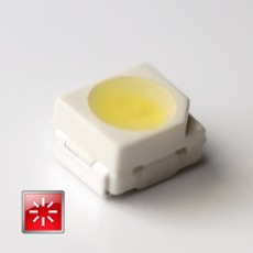 Osram Top SMD LED rot 1400mcd