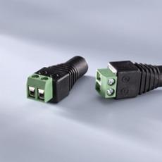 Feeder adaptor for LED strips