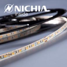 SlimFlex LED strip, 60 LEDs, 50cm, 24V