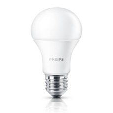 Philips CorePro LEDbulb 9,5-60W 827 E27 DIM frosted, Item no. 74215