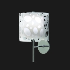 Mantra wall light MOON WHITE 1L
