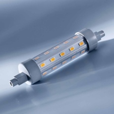 Osram LED STAR  LINE 60  6.5W 827 R7S 118 mm CL, Item no. 74711