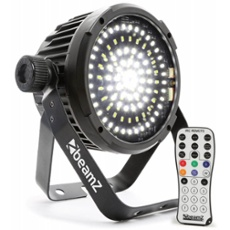 BeamZ BS98 Strobo 98 LED SMD DMX IRC, ArtNr. 30407