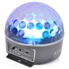 BeamZ Magic Jelly DJ Ball Sound MC LED, ArtNr. 30405