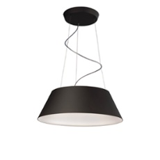 Lirio pendant light Cielo white