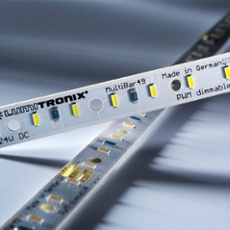 MultiBar49 LED Strip 50cm 24V, 780lm, white white