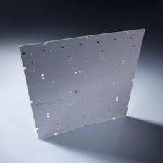 BacklightMatrix,24V,  290x290, 49 Nichia LEDs warmwhite