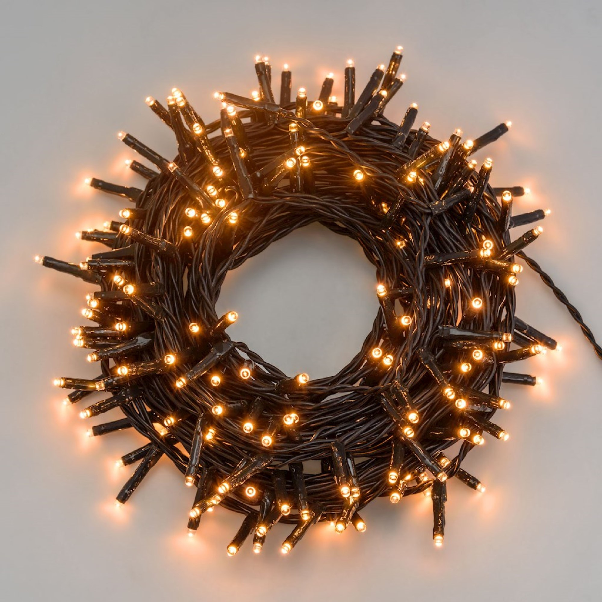 Lotti LED-Lichterkette, warmweiß, 360 LEDs, 29m (inkl. 4m Zuleitung) 41721