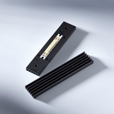 LED heat sink for Citizen L103 and SmartArray 3W