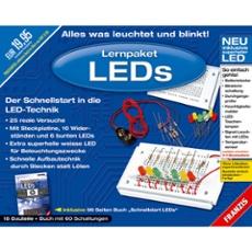 Buch inkl. Bastelset: Lernpaket LEDs
