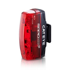 Cateye RAPID MICRO G TL-LD 620G LED bike rear light, Item no. 31049