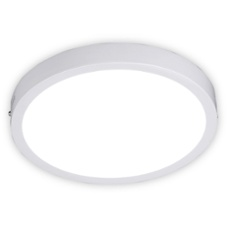 Honsel ceiling light Cassa, round