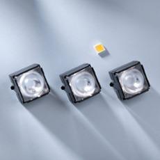 Ledil lens 10x10mm for Nichia 757 Wide, 40�