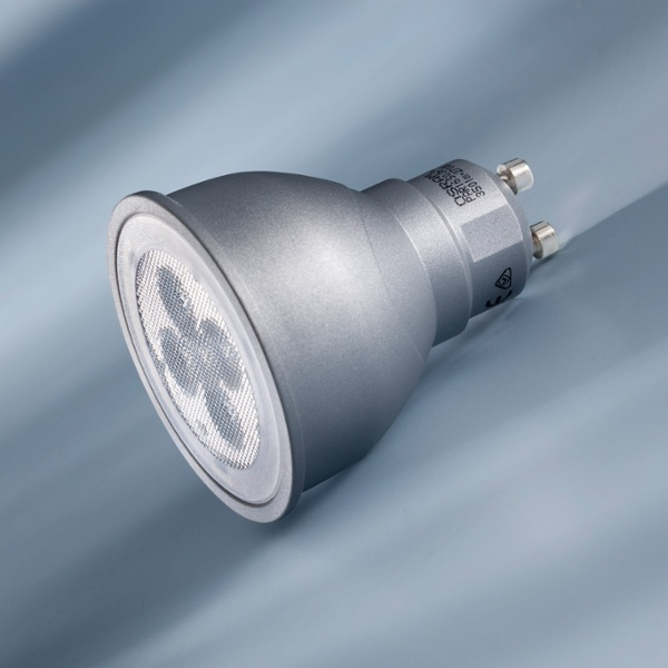 osram superstar spot par16 gu10 6w blanc chaud led et. Black Bedroom Furniture Sets. Home Design Ideas