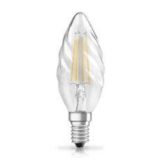 Osram LED RETROFIT BW40 4W E14 clear non dim, Item no. 73425