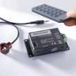 RGB Multidimmer, Multifunctionscontroller, with remote, Item no. 95104