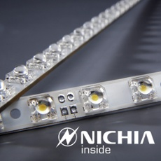 Power SuperFlux-LED strip 50cm, 12V, 610lm, warmwhite warmwhite