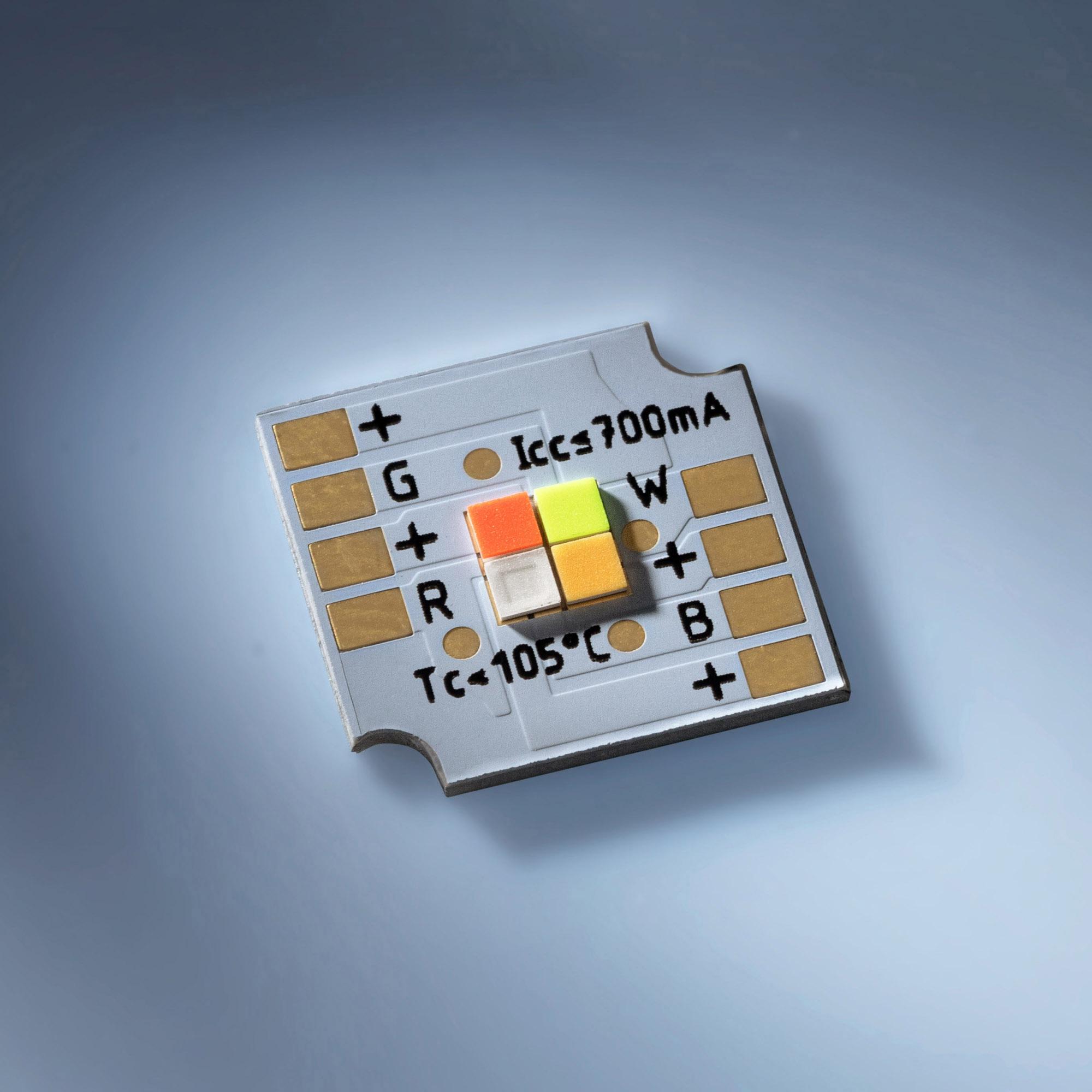 LUMITRONIX SmartArray Q4 LED-Modul, 4W, RGBW, 4000 K, CRI 90 32454