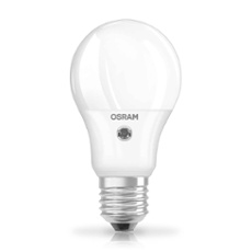 Osram LED CL A40 Daylight Sensor 5W E27 827