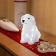 LED Puppy, 20 Cold White LEDs, Item no. 97052