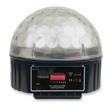 Showtec Disco Star LED Ball, ArtNr. 30831