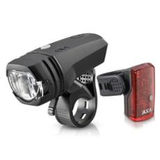 AXA Greenline 50 LED bike light set, Item no. 31041