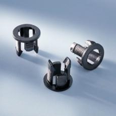 Montageringe für 3mm LEDs