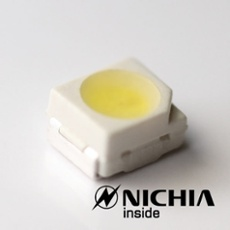 Nichia Top SMD LED warmweiß 1300mcd 115° NESL064AT