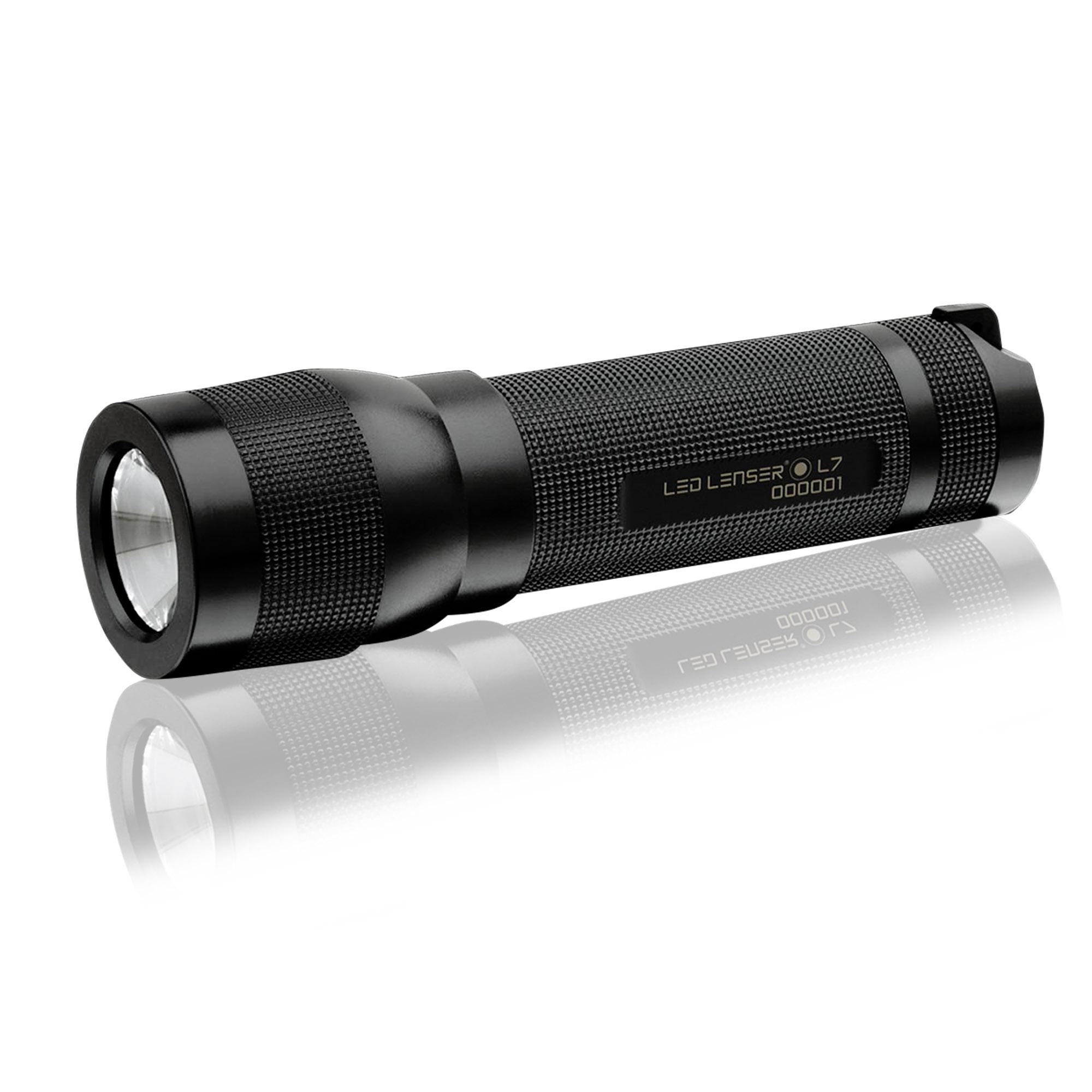 Ledlenser L7 High Power fokussierbare LED-Taschenlampe 7058