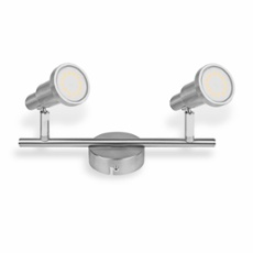 Osram LED Spot  grey 2x3W, Item no. 43594