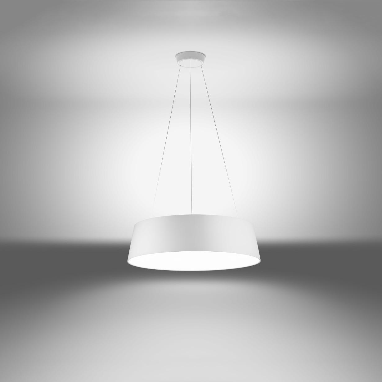 Linea Light S.r.l. Linea LED-Pendelleuchte Oxygen P 36W weiß 8089