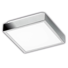 Honsel ceiling light Helle, square