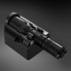 Nitecore R25 LED Flashlight - with charger, Item no. 28199