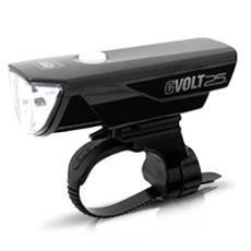 Cateye GVOLT25 HL-EL360GRC LED-Fahrrad-Frontlicht, ArtNr. 31048