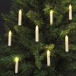 LED tree light, with remote, 10 candles, Item no. 30277