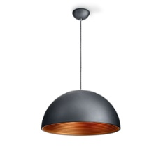 Philips InStyle pendant light Breton black black