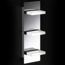 Honsel wall light Sporto 3-flame