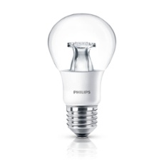 Philips CorePro LEDbulb 6,5-40W 827 E27 NON DIM clear, Item no. 74218