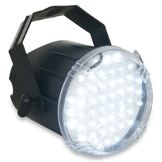 BeamZ White LED Strobo small, Réf. 30409