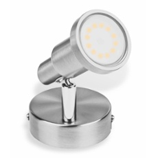 Osram LED Spot  grey 1x3W, Item no. 43593