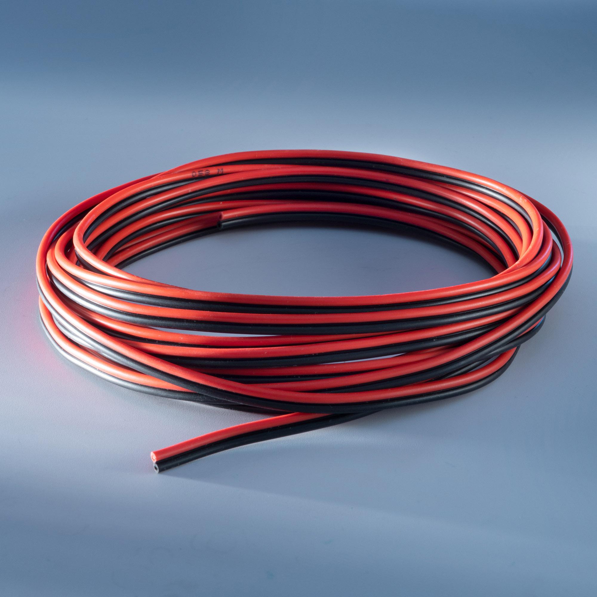 LUMITRONIX Zuleitung, Querschnitt 2x 0,75mm², 5m, PVC 37592
