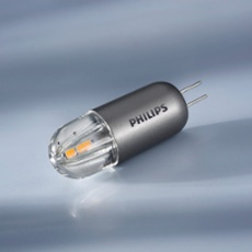 Philips CorePro LED capsule G4, 2W, warmwhite, Item no. 70491